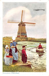 Overzetveer Volendam Holland 1957