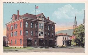 FREDONIA , New York, 00s-10s; Fireman's Hall
