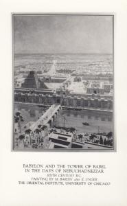 RP: BABYLON & Tower of Babel , IRAQ, 20-40s