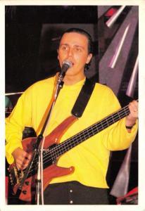 Music Postcard Tears for Fears Kurt by Photogeny Ltd (BA42) E42