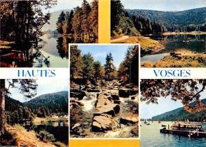 France Les Hautes Vosges Saut des Cuves lac de Longemer Lac de Blanchemer