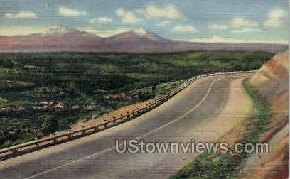 Top of Raton Pass, New Mexico-Colorado State Line Misc CO Unused