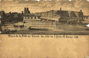 CPA Paris 1e (Dep. 75) Remé de la Ville de Paris (83497)