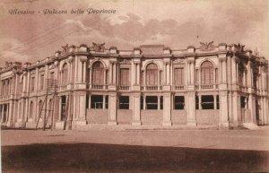 italy, MESSINA, Sicily, Palazzo della Provincia (1910s) Postcard