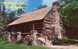 MO - Ozarks, Old Matt's Cabin, Shepherd of the Hills