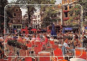 Netherlands Amsterdam Leidseplein Terrace