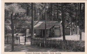 North Carolina PInehurst The Woman's Exchange