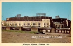 Municipal Stadium Cleveland, Ohio, OH, USA Unused
