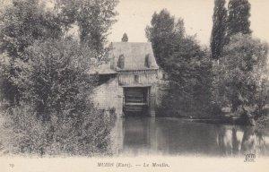 MUIDS (Eure) , France , 1900-1910's ; Le Moulin