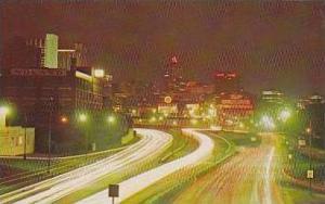 Georgia Atlanta Atlanta Skyline At Twilight