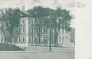 BANGOR , Maine , 1901-07 ; Court House