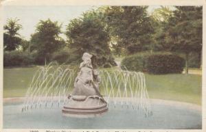 DENVER , Colorado , 1900-1910s; Wynken-Blynken & Nod Fountain, Washington Park