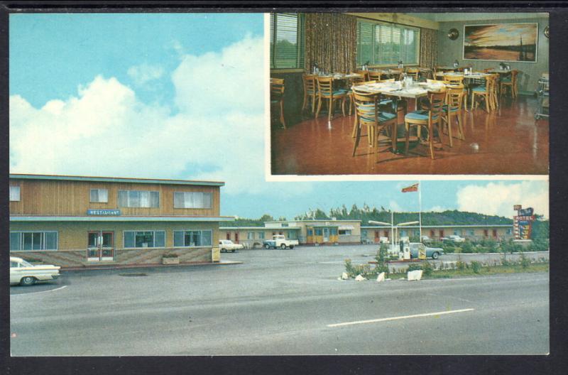 Bil-Mur Motel,Whitefish,Ontario,Canada BIN