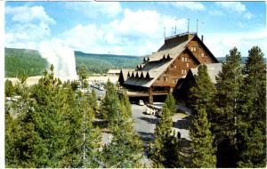 HAMILTON STORES 113, Old Faithful Inn, Yellowstone National Park