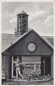Hamelin an der Weser, Rattenfanger-Kunstuhr, Pied Piper, Rats, Clock, 10-20s