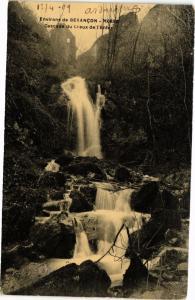CPA Environs de BESANCON - MORRE - Cascade du Creux de l'Enfer (183139)