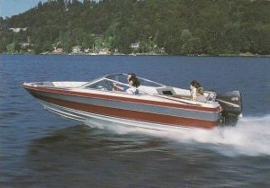 Boats Maxum Two Thousand
