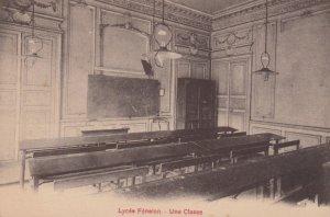 PARIS,France,1900-1910s, Lycee Fenelon - Une Classe