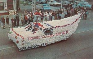 HAZEL PARK, Michigan, 1950-1960s ; Memorial Day Parade