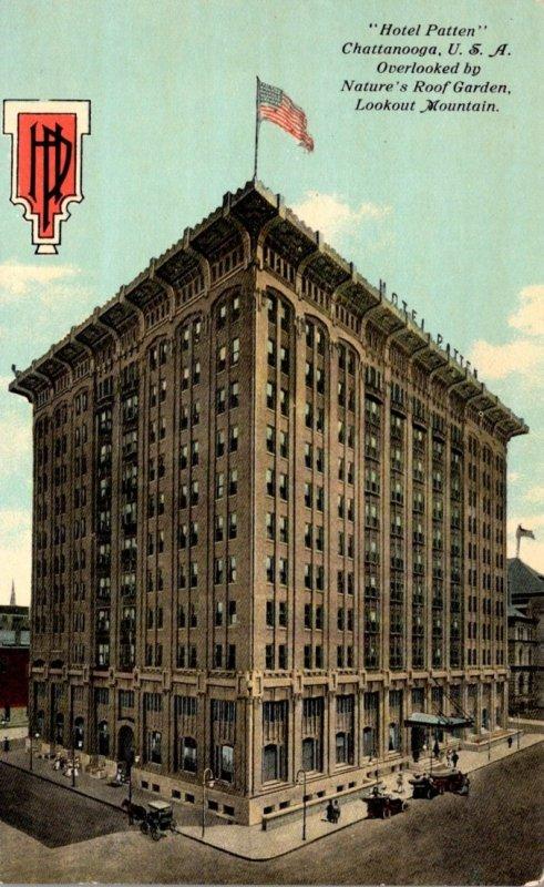 Tennessee Chattanooga Hotel Patten Curteich