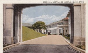 ANCON , Canal Zone , Panama , 1910s ; Hospital Section A