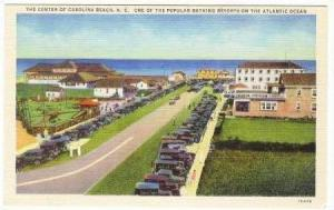 Carolina Beach, North Carolina, Street view, 30-40s