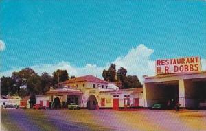 Mexico Ixmiquilpan H R Dobbs Restaurant Curios &  Gas Station