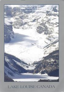 Canada Lake Louise and Victoria Glacier