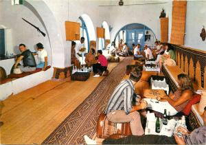 Tea Saloon Hotel El Fondouk Djerba Tunisia
