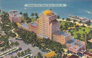 Florida Miami Beach Flamingo Hotel