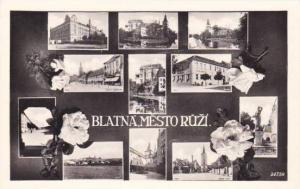 RP; Blatna', Mesto Ruzi , Czech Republic , 20-30s