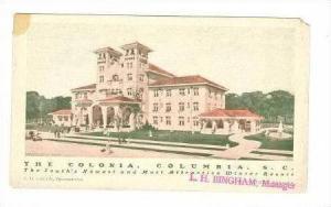 Street View,The Colonia,Columbia,South Carolina,Pre1907