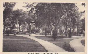 Wilson Park, Eau Claire, Wisconsin, 00-10s