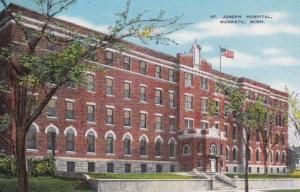 Minnesota Mankato St Joseph Hospital