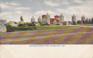 Missouri Kansas City Entrance Swope Park