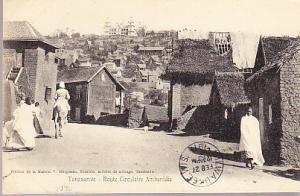 Madagascar - Tananarive - Route Circulaire Ambanida 1911