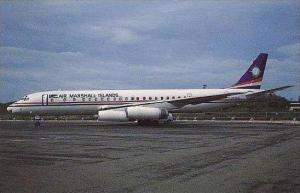 Air Marshall Islands Douglas DC-8-62CF N799AL