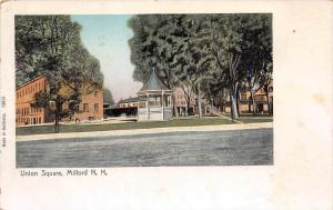 25549 NH, Milford, Union Square