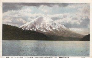 SPIRIT LAKE, Washington, PU-1929; Mt. St. Helens