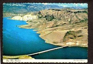 CO Blue Mesa Reservoir Gunnison Colorado Postcard