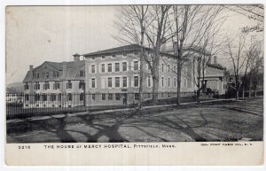 Pittsfield, Mass, The House of Mercy Hospital
