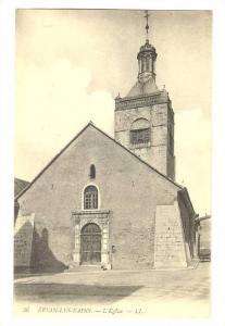 Évian-les-Bains , France, 00-10s ; L'Eglise