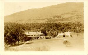 NH - Jaffrey. The Ark.   *RPPC