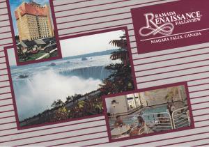 Scenic Greetings from Ramada Renaissance Fallsview,  Niagara Falls,  Canada, ...
