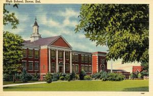 DE - Dover. High School
