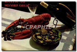 CPM Recipe Lobster grid