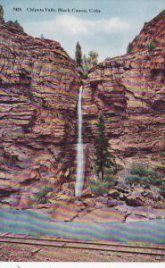 Colorado Black Canon Chipeta Falls