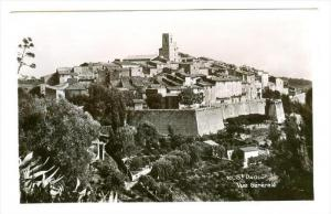 RP, Panorama, Vue Generale, St. Paul (Alpes Maritimes), France, 1930s
