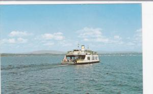 Ferry Boat MV ADIRONDACK on Lake Champlain Between Vermont & New York