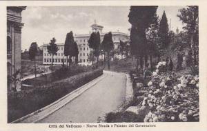 Vatican Nuova Strada e Palazzo del Governatore